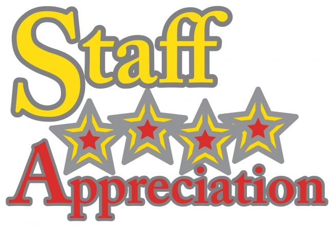 Staff Appreciation – Maywood Hills Elementary PTA